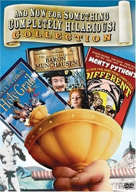 The Monty Python Box Set (Monty Python & The Holy Grail / And Now For Something Completely Different