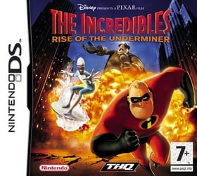 The Incredibles : Rise Of The Underminer