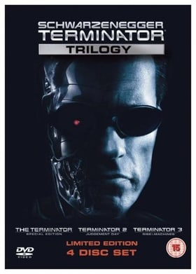 Terminator - The Trilogy (four disc edition)