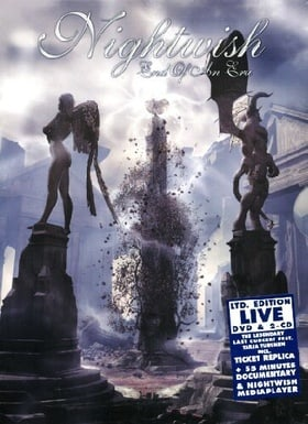 Nightwish - End of An Era [DVD + 2cd]