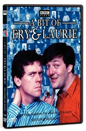 A Bit of Fry & Laurie: Season Two [DVD] [1989] [Region 1] [US Import] [NTSC]