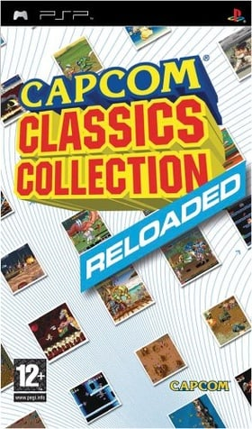 Capcom Classic Collection Reloaded (PSP)