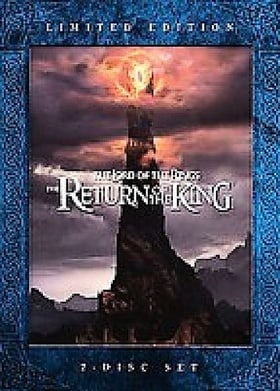 Lord of the Rings : Return of the King - Special Limited Edition