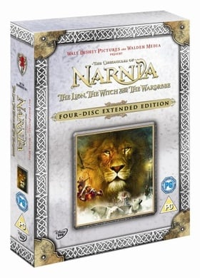 The Chronicles Of Narnia - The Lion, the Witch And The Wardrobe (4 Disc Special Edition)