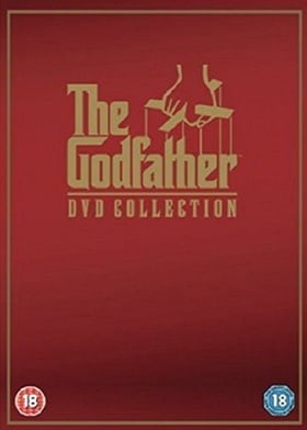 The Godfather DVD Collection (4 Disc Box Set)