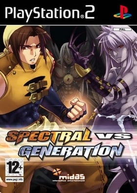 Spectral Vs Generation (PS2)