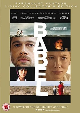 Babel (2 Disc Collector's Edition)