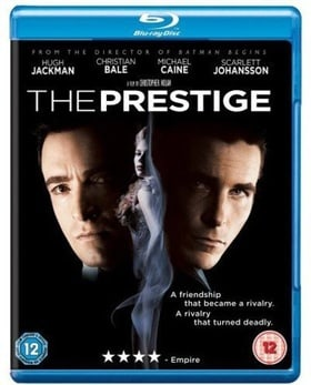 The Prestige   [Region Free]