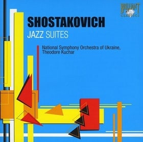 Jazz Suites (Nso Ukraine, Kuchar)