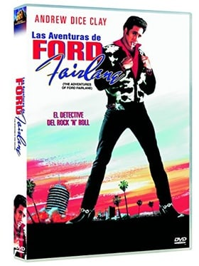 The Adventures of Ford Fairlane [Region 2] [import]