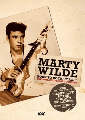 Marty Wilde: Born To Rock 'n' Roll