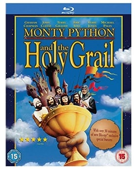 Monty Python and the Holy Grail  [Region Free]