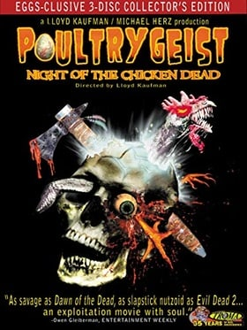 Poultrygeist: Night of the Chicken Dead   [Region 1] [US Import] [NTSC]