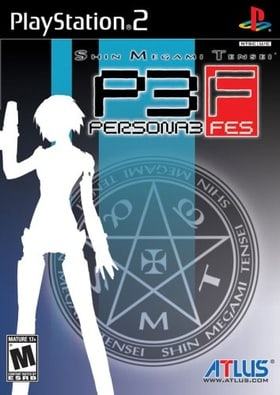 Persona 3 FES with Soundtrack CD and Artbook