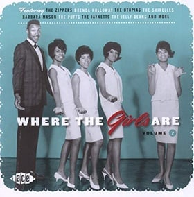 Where The Girls Are Volume 7