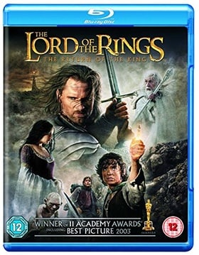 The Lord Of The Rings - The Return Of The King (Theatrical Version)