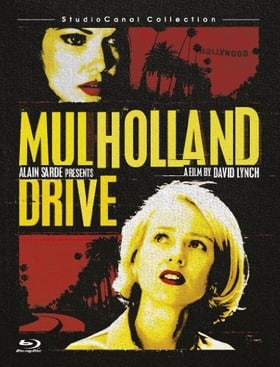 Mulholland Drive (Studio Canal Collection) [Blu-ray Region B] [2001]