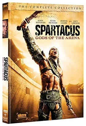 Spartacus: Gods Of The Arena - The Complete Collection