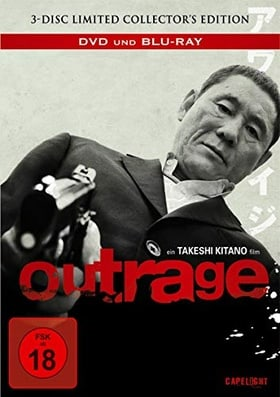 Outrage (Limited Edition)