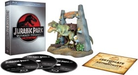 Jurassic Park Ultimate Trilogy - Limited Ultimate Collector's Edition (Blu-ray + Digital Copies + T-