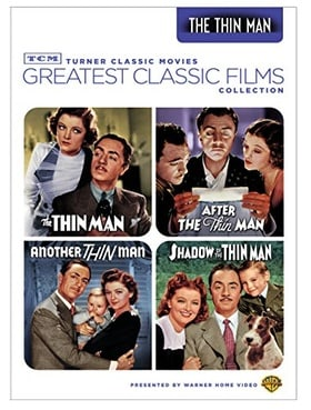 TCM Greatest Classic Films Collection: The Thin Man Vol. 1 (The Thin Man / After the Thin Man / Anot