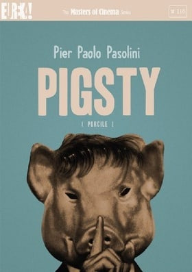 Pigsty [Porcile] [Masters of Cinema] (DVD) [1969]