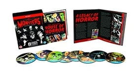 Universal Classic Monsters - The Essential Collection   [Region Free]