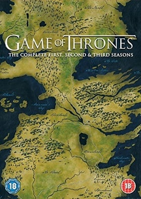 Game of Thrones - Season 1-3