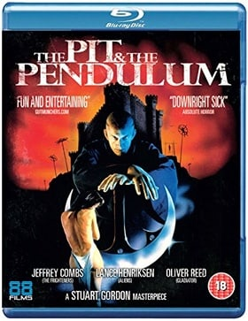 The Pit And The Pendulum (1991) [Blu-Ray]