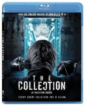 The Collection / La collection sadique (Blu-Ray) (Bilingual)