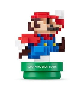 Mario Modern Color Amiibo