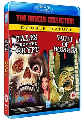 Tales from the Crypt / Vault of Horror Amicus Collection Blu Ray