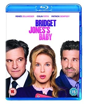 Bridget Jones's Baby (Blu-ray + Digital Download)