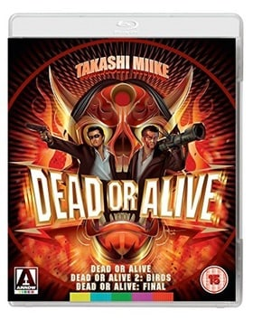 Dead or Alive Trilogy  [Region A & B]