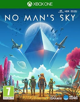 No Man's Sky (Xbox One)