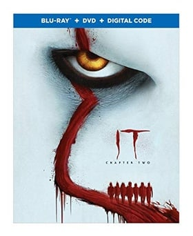 It Chapter Two (Blu-ray + DVD + Digital Combo Pack) (BD)
