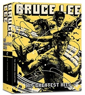 Bruce Lee: His Greatest Hits (The Big Boss / Fist of Fury / The Way of the Dragon / Enter the Dragon