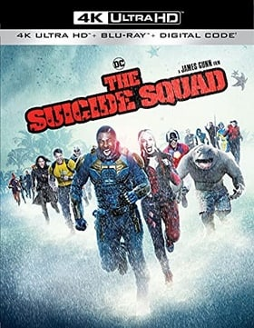 The Suicide Squad (4K Ultra HD + Blu-ray + Digital Code)