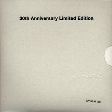 The Beatles [White Album] [30th Anniversary Edition]