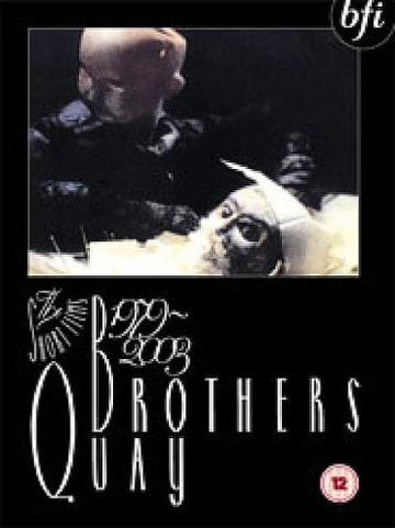 The Quay Brothers - The Short Films 1979-2003 (Two Discs)