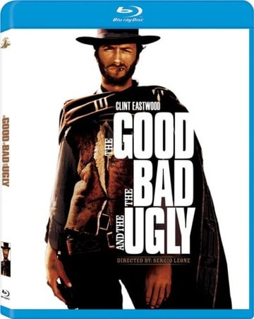 The Good, the Bad and the Ugly (Two-Disc Blu-ray/DVD Combo in Blu-ray Packaging)