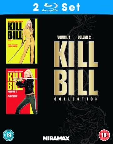Kill Bill: Vol. 1 and 2