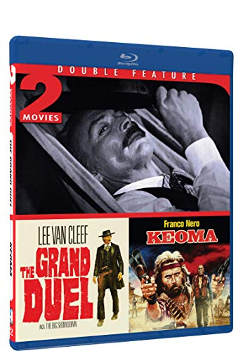 Grand Duel / Keoma (Spaghetti Western Double Feature)