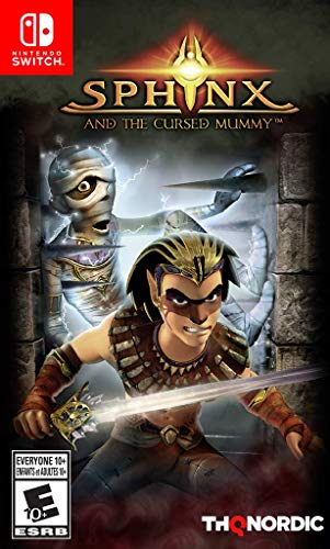 Sphinx and the Cursed Mummy - Nintendo Switch