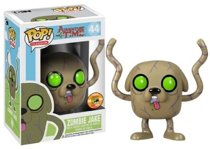 Adventure Time Pop! Vinyl: Zombie Jake (SDCC Exclusive)