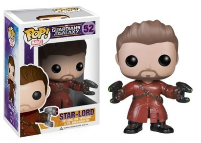 Guardians of The Galaxy Pop!: Star-Lord Unmasked (Amazon Exclusive)
