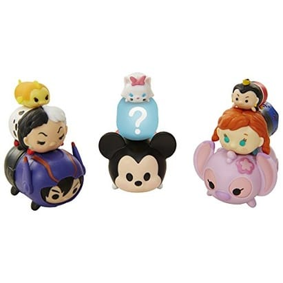 Disney Tsum Tsum Series 3: 9 Pack Style #2