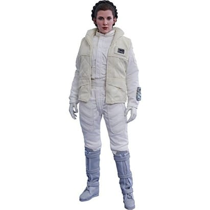 Star Wars Empire Strikes Back Movie Masterpiece Princess Leia 1/6 Collectible Figure