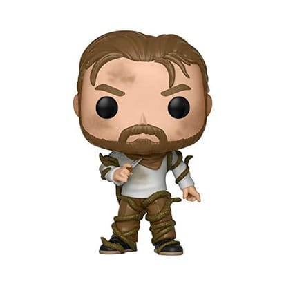 Funko Pop TV: Strangers Things-Hopper with Vines Collectible Figure, Multicolor