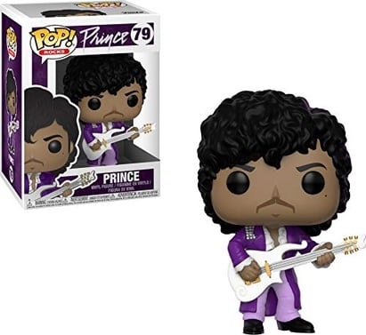 Funko Pop Rocks: Prince - Purple Rain